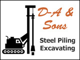 DA & Sons Excavating