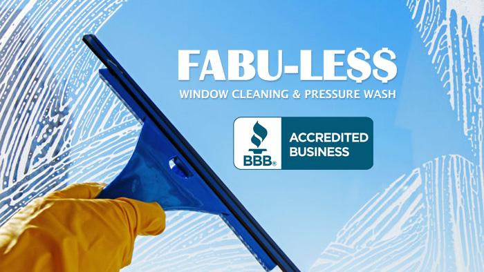 Fabu-less Window Cleaning