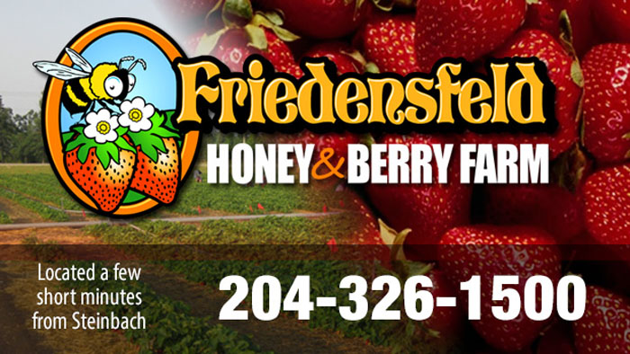 Friedensfeld Honey Berry Farm