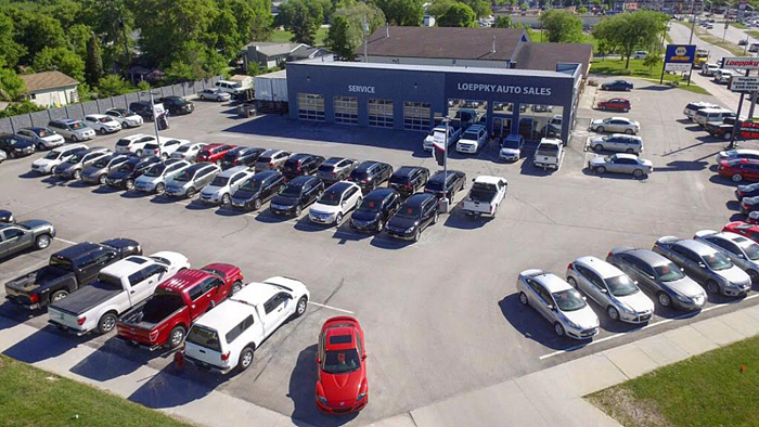 Loeppky Auto Sales