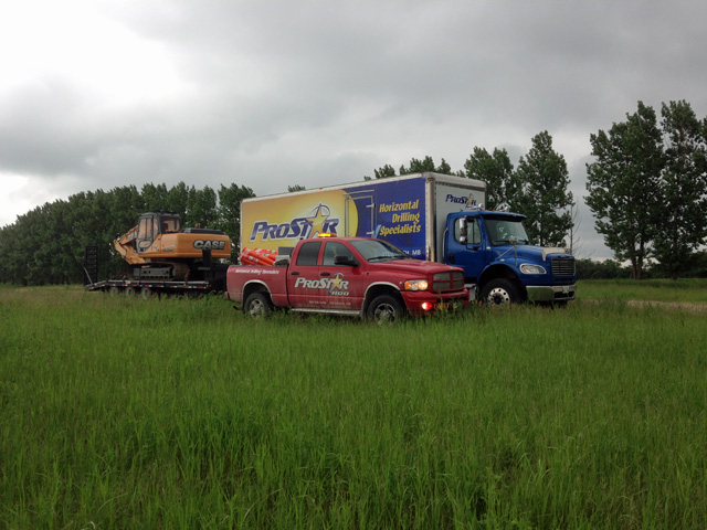ProStar HDD - Horizontal Directional Drilling in Manitoba