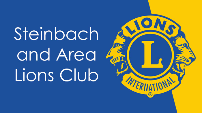 Steinbach and Area Lions Club