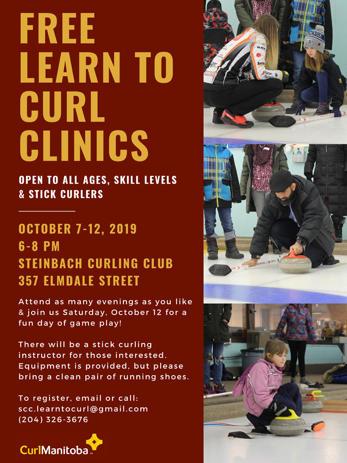 Learn to Curl Clinics
