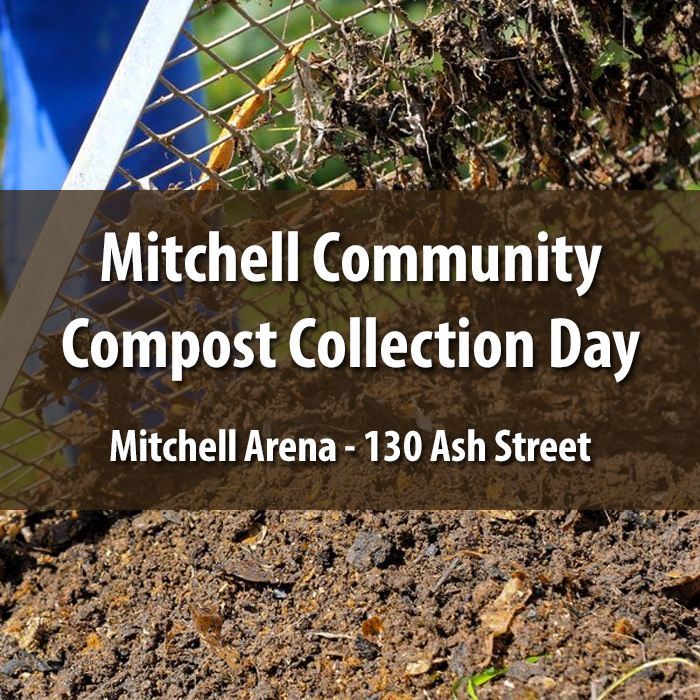 Mitchell Community Compost Collection Day - 2020