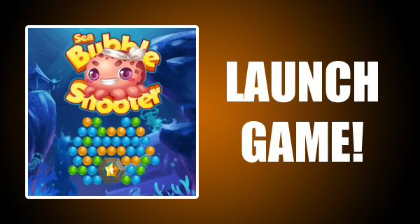 Sea Bubble Shooter - Free Online Games