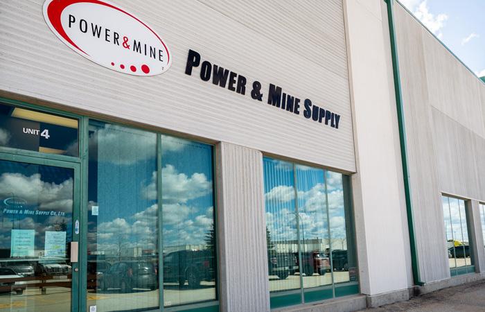 Power and Mine Supply Company