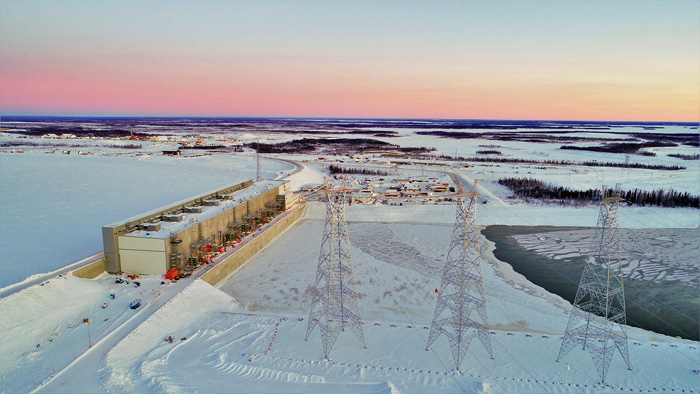 Keeyask Generating Station