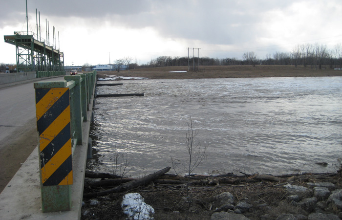 Portage Diversion