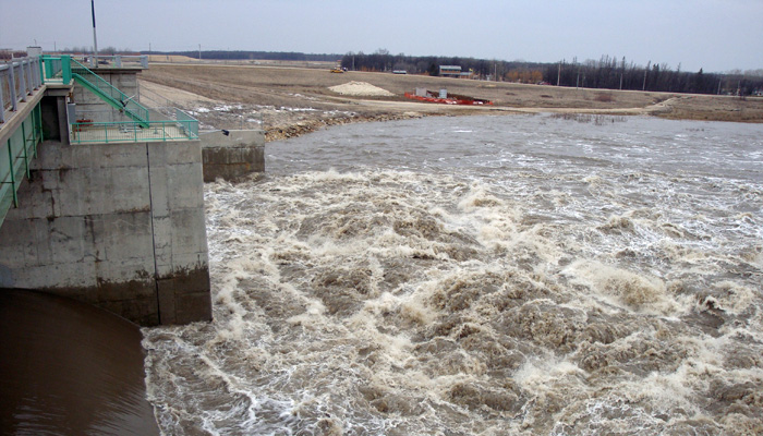 Red River Floodway