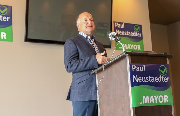 Paul Neustaedter