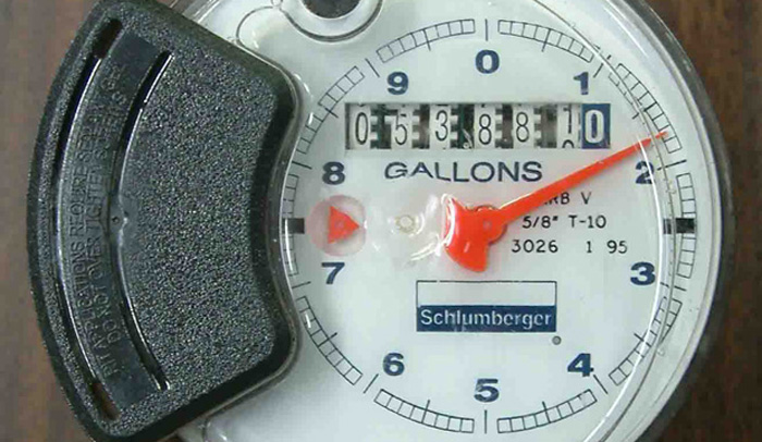 Water meter