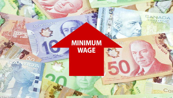 Manitoba's Minimum Wage Increasing by 20 Cents