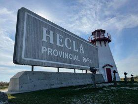 Hecla/Grindstone Provincial Park