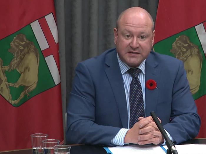 NewsAlert: Manitoba tightens COVID-19 restrictions