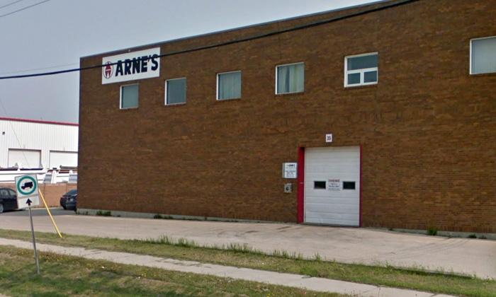 Arne's Welding