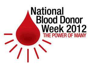 National Blood Donor Week and Blood Signal
