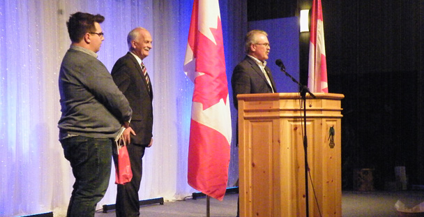 Provencher Conservative Riding Association fundraising banquet