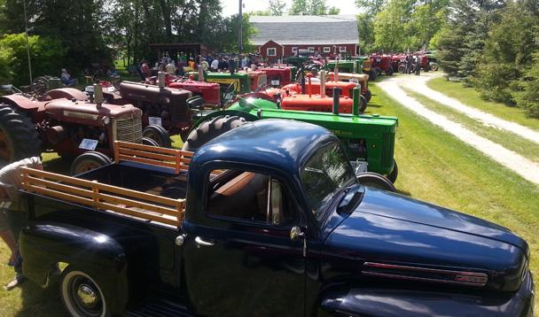 2013 Tractor Trek