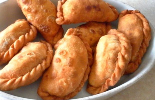 Crispy Fried Puffs