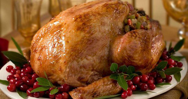 Easy Whole Roasted Turkey Recipe