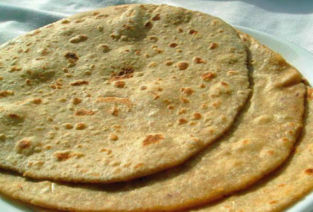 roti  indian bread  recipe