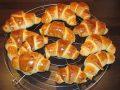Sweet Small Croissants