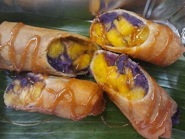 Turon Or Banana Lumpia Recipe